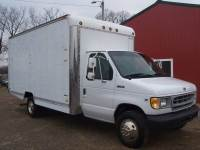 1997 Ford E-350 15 FT BOX--WORK TRUCK