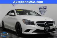 2014 Mercedes-Benz CLA CLA 250 Sedan in the Boston Area