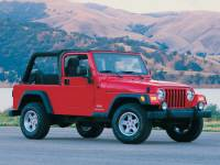 2006 Jeep Wrangler Unlimited SUV