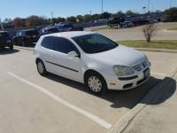 2007 Volkswagen Rabbit 2-Door Hatchback Front-wheel Drive in Irving, TX