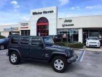2007 Jeep Wrangler 4WD 4dr Unlimited Sahara SUV 4WD | near Orlando FL