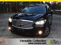 2013 Infiniti JX PREMIUM TECHNOLOGY THEATER PACKAGE