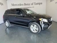 Pre-Owned 2016 Mercedes-Benz GLE GLE 300d SUV in Jacksonville FL