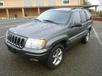 2002 Jeep Grand Cherokee Limited 2WD 4dr SUV