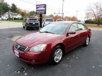 2003 Nissan Altima 2.5 S 4dr Sedan