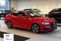 Certified Pre-Owned 2017 Audi A3 2.0T Premium Sedan for Sale in Beaverton,OR