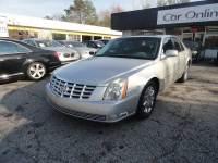 2011 Cadillac DTS Premium Collection 4dr Sedan
