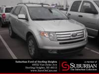2009 Ford Edge Limited SUV Duratec V6