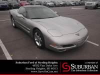 1999 Chevrolet Corvette Coupe V8 SFI