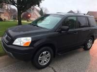 2004 Honda Pilot 4dr EX-L 4WD SUV w/Leather and Entertainment System