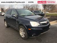 Pre-Owned 2008 Saturn VUE XR FWD 4D Sport Utility