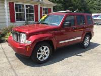 2009 Jeep Liberty Limited 4x4 4dr SUV