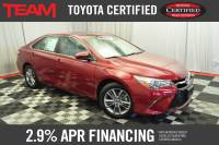 Certified Used 2015 Toyota Camry SE for sale in Langhorne PA