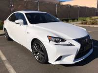 2015 Lexus IS 250 4dr Sedan