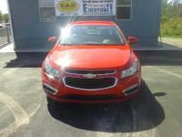 2015 Chevrolet Cruze 2LT Auto 4dr Sedan w/1SH