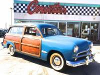 1949 Ford Woody Wagon Custom Deluxe