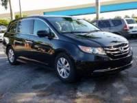 2015 Honda Odyssey EX-L 4dr Mini-Van