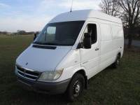 2005 Dodge Sprinter Cargo 2500 High Roof 140 WB 3dr Extended Cargo Van