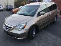 2005 Honda Odyssey EX L 4dr Mini Van w/Leather