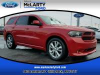 Pre-Owned 2012 DODGE DURANGO 2WD 4DR R/T Rear Wheel Drive Sport Utility Vehicle