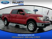 Pre-Owned 2012 FORD F-150 4WD SUPERCREW 145 LARIAT Four Wheel Drive Crew Cab Pickup