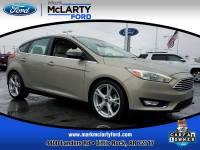 Pre-Owned 2015 FORD FOCUS 5DR HB TITANIUM Front Wheel Drive Hatchback