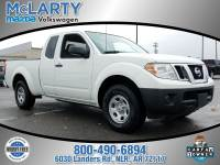 Pre-Owned 2015 NISSAN FRONTIER King Cab