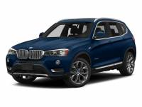 2015 BMW X3 sDrive28i SAV