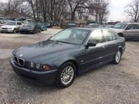 2001 BMW 5 Series 530i 4dr Sedan