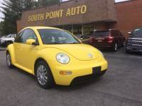 2002 Volkswagen New Beetle GLS 2dr Hatchback