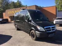 2008 Dodge Sprinter Cargo 3500 170 WB 3dr Extended Cargo Van