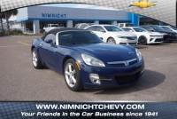 Pre-Owned 2009 Saturn Sky 2dr Conv RWD Convertible