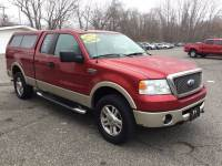2007 Ford F-150 Lariat 4dr SuperCab 4WD Styleside 5.5 ft. SB