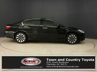 Used 2014 Honda Accord Hybrid Touring 4dr Sdn Sedan in Charlotte