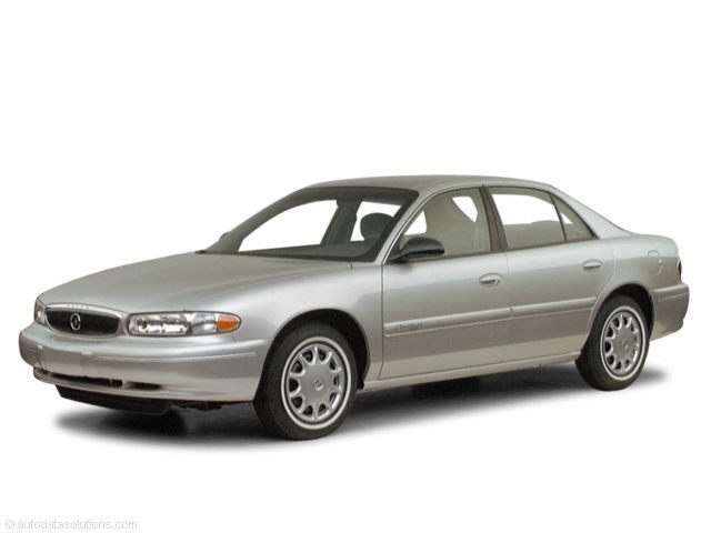 Photo 2001 Buick Century Limited Sedan Front-wheel Drive