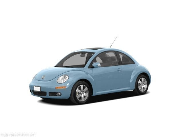 Photo Used 2010 Volkswagen New Beetle 2.5L for sale in Glen Mills PA