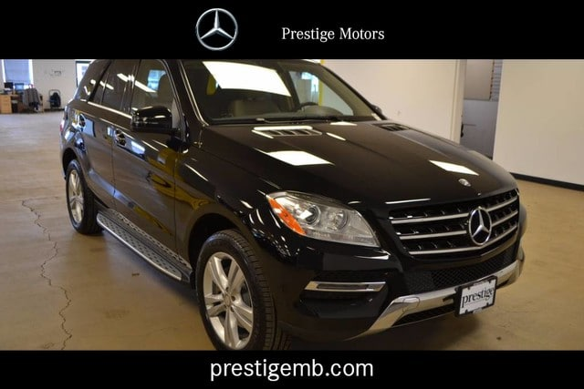 Photo 2015 Mercedes-Benz M-Class ML 350 4MATIC SUV