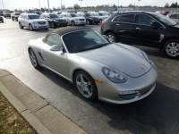 Pre-Owned 2009 Porsche Boxster Base RWD 2D Convertible