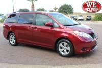 Certified 2014 Toyota Sienna LE Minivan/Van For Sale