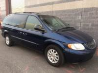 2002 Chrysler Town and Country LX 4dr Extended Mini-Van