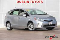 Certified Pre-Owned 2014 Toyota Prius v Five Wagon in Dublin, CA