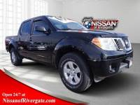 2013 Nissan Frontier SV Pickup
