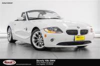 Used 2005 BMW Z4 Convertible in Los Angeles, CA