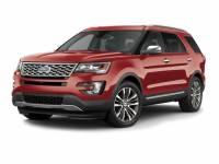 2016 Ford Explorer Platinum SUV near Houston