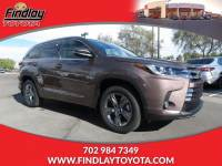 Certified Pre-Owned 2018 Toyota Highlander LTD AWD