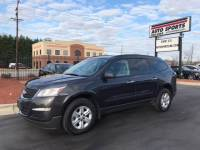 2015 Chevrolet Traverse LS 4dr SUV