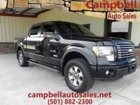 2012 Ford F-150 4x4 FX4 4dr SuperCrew Styleside 5.5 ft. SB