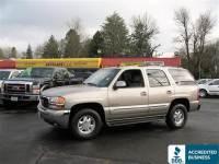 2003 GMC Yukon SLT 4WD 4dr SUV