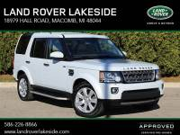 Certified Pre-Owned 2015 Land Rover LR4 Base in Macomb, MI