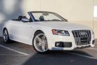 Pre-Owned 2012 Audi S5 Prestige All Wheel Drive Convertible